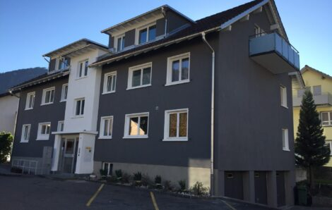 Mehrfamilienhaus Krähenweg 19, Chur