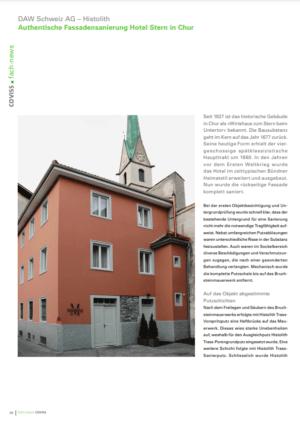 Coviss Magazin