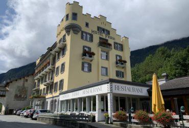 Hotel Fravi, Andeer